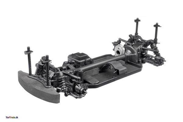 HPI Racing RS4 Sport 3 Creator Edition Kit - Fjernstyret bil