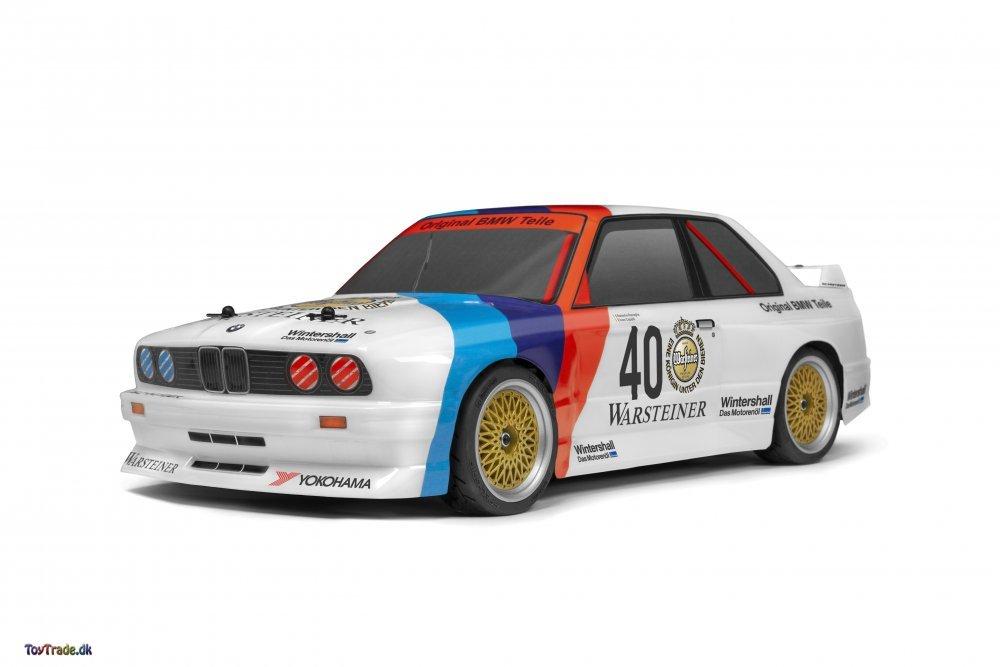 Fjernstyret bil HPI Racing RS4 Sport 3 1987 BMW E30 Warsteiner