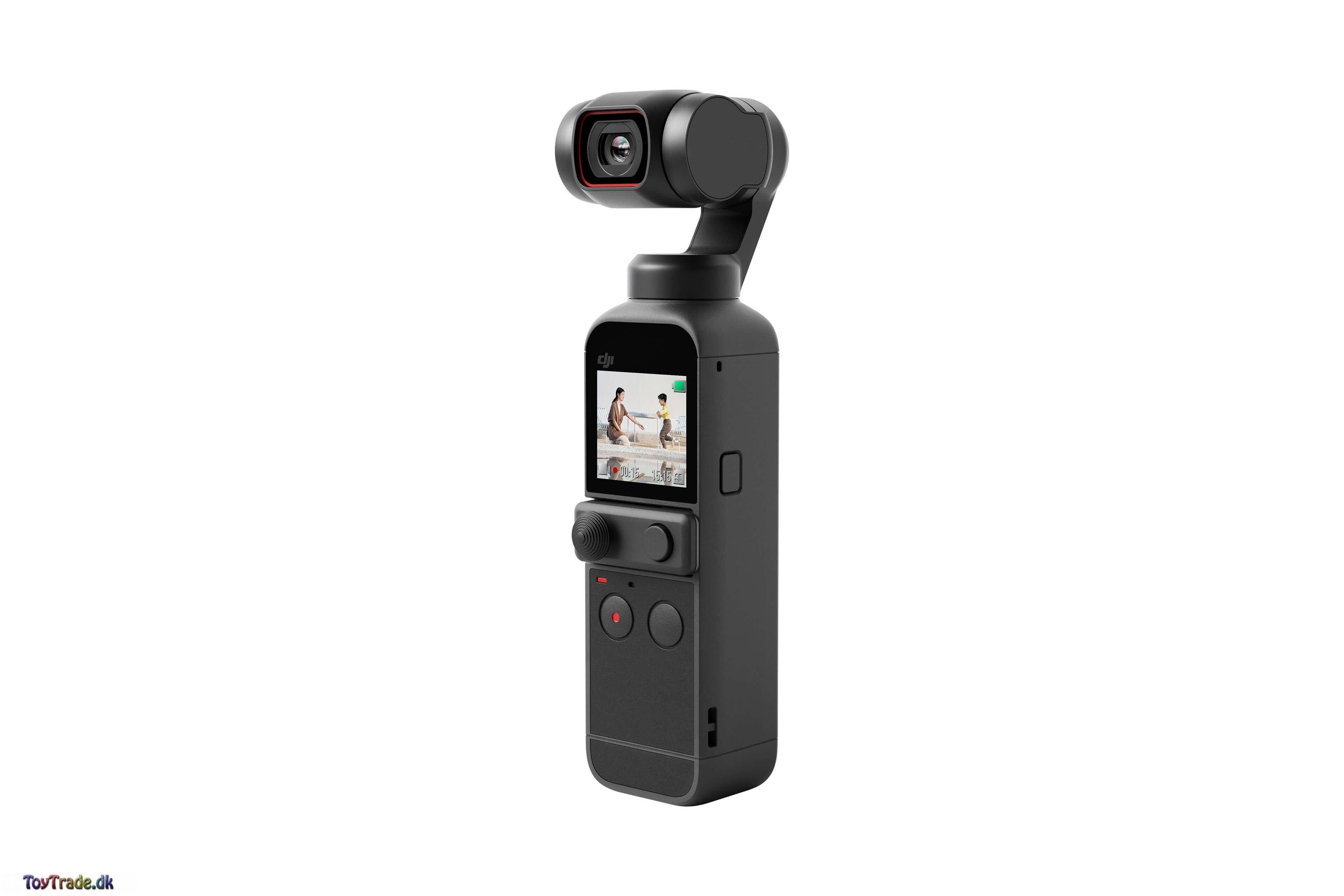 DJI Pocket 2 + Gratis 32GB micro-SD-kort fra Sandisk