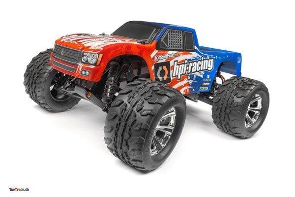 Fjernstyret bil HPI Racing - Jumpshot MT V2.0